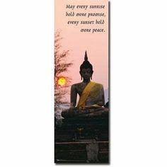 Buddha motivational poster