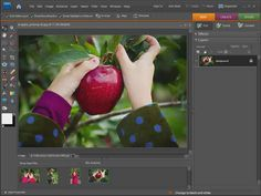Photoshop Elements Actions tutorials