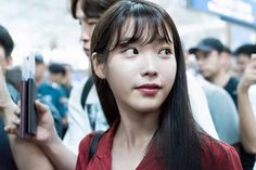 IU 160729 Incheonairport