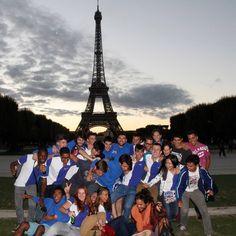 Somewhere in Paris...