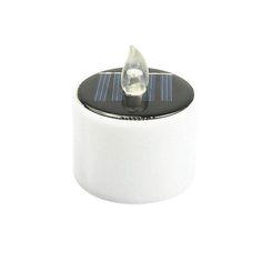 Velas solares ligeras sin llama recargables velas LED luces lámparas de té Solar Yard Lights, Solar Powered Lights, Diy Games, Paraffin Wax, Color Changing Led, Led Candles, Diy Kits, Night Light, Product Life