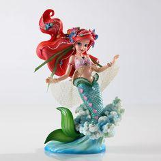 disney showcase little mermaid princess ariel couture de force figurine new box
