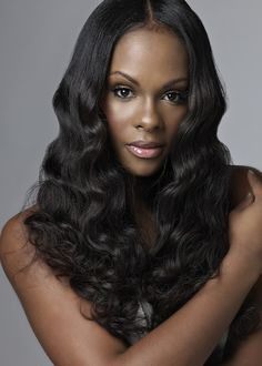 Tika Sumpter Middle part and wanded!