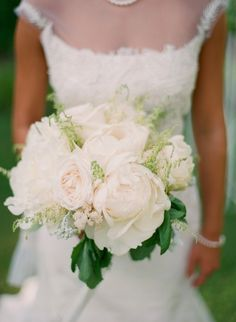 Magnificent #Peony #Bouquet | See more on #SMP: http://www.stylemepretty.com/2012/12/11/southern-grace-styled-shoot-from-elisa-b-photography/ Elisa B Photography