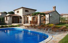 Mediterranean house, Croatia