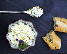 The exquisite flavor of housemade ricotta has made it a popular ingredient on chefs' menus as of late. Lucky for us, ricotta is simple enough for even the most novice home cook to prepare. As you'll see in the recipe here, it requires just a few simple steps. (Photo by Jennifer Silverberg)