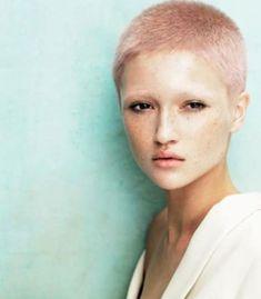 10 provas que mulheres de cabelo raspado são maravilhosas