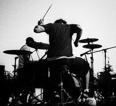 I heart a drummer.