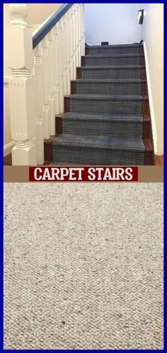carpet stairs ! #carpetstairs teppich treppe #Beigecarpetstairs #Browncarpetstairs carpet stairs ! Tuftex carpet stairs | Shag carpet stairs | carpet stairs And Landing