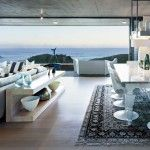 A modern beach retreat sets a new standard in opulent yet relaxed holiday living. Exterior Design, Interior And Exterior, South African Homes, Living Room Lounge, Living Rooms, My House, Beautiful Homes, Beach House, Architecture Design