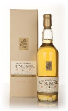 A sublime 21 year old Rosebank, bottled for Diageo's Special Releases. There are just 5,604 numbered bottles worldwide, and we expect them to sell out very fast. This was aged in refill American oak and refill European oak casks.
