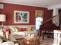 Decorating around a baby grand piano in a small living room home decorating design forum - App for arranging furniture in a room ...