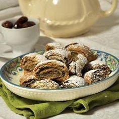 העוגיות של סבתא בגרסה נטולת חמאה או מרגרינה - טל אברזל מכינה עוגיות מגולגלות בקלי קלות במילוי ממרח שוקולד, ריבה או תמרים. מושלם לצד כוס תה