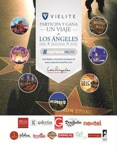 ¡Participa y gana un viaje a Los Ángeles!