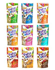 Friskies Party Mix Crunch Variety Pack (9 Flavors) - Wild West, Morning Munch, Mixed Grill, Picnic, Beachside, Cheezy Craze, Original, California Dreamin', and Meow Luau * Read more reviews of the product by visiting the link on the image. (This is an affiliate link and I receive a commission for the sales)