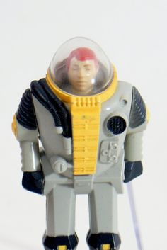 GI Joe Deep Six Toys Vintage Hasbo 3 3/4 Inch 1984 Dive Helmet (v1) by DoorCountyVintage on Etsy