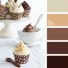 бежевый, коричневый цвет с оттенком серого, монохромная коричневая палитра, монохромная цветовая палитра, оттенки коричневого, подбор цвета, рыже-коричневый, светло-коричневый, серо-коричневый, темно серо-коричневый цвет, темно-коричневый