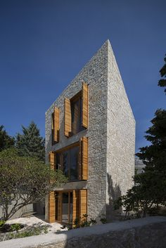 Stone House | Lukovo Šugarje | Croatia | House of the Year 2015 | WAN Awards