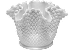 Westmoreland Milk-Glass Bowl on OneKingsLane.com