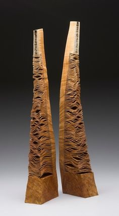 Christian Burchard, 'Song of the Bones #1,' 2008,  Madrone Burl 24 × 6 × 5 in 61 × 15.2 × 12.7 cm