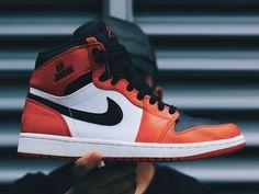 c701ea530879 Nike Air Jordan 1 Retro High Rare Air - Max Orange - 2017 (by Hai