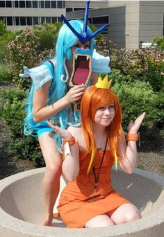 Lots of really cool pokemon cosplays