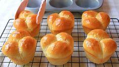 Buttery Bread Recipe, Soft Rolls Recipe, Bread Recipes, Baking Recipes, Cooking Cake, No Knead Bread, Easy Bread, Dough Recipe, Beignets