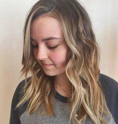 Soft balayage. Hair by SALON by milk + honey stylist, Kacie F.