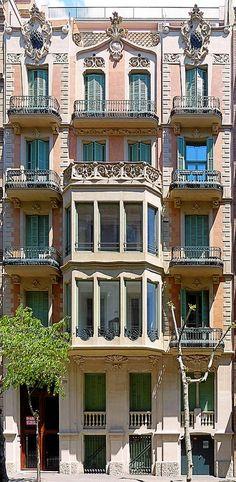 Barcelona - Roger de Llúria 112 a 1 | Flickr - Photo Sharing!