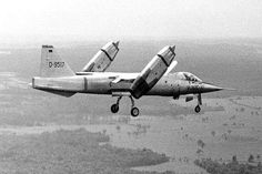 EWR VJ 101 More information in the book X Planes Of Europe at : http://www.amazon.com/X-Planes-Europe-Research-Aircraft-1947-1974/dp/190210921X/ref=sr_1_1?s=books=UTF8=1340901107=1-1=x+planes+of+europe/