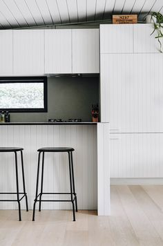Kustom Timber Engineered Timber Flooring, Types Of Timber, Australian Homes, Carpet Tiles, Batten, Kustom, Modern Contemporary, Bar Stools, Interior