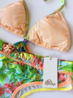 Agua Bendita Swimwear bikini set swimsuit Size S Bathing Suit Colombia    eBay
