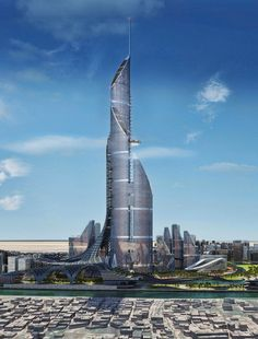 The Bride Tower, Basra, Iraq. - AMBS Architects,