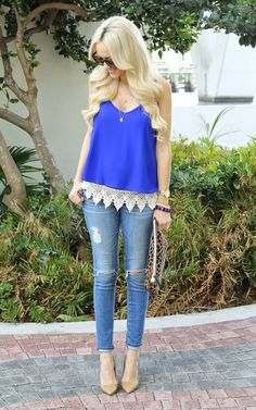 Cobalt...   A Spoonful of Style   Bloglovin'