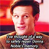 Things Whovians wish 11 would say..