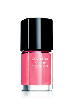 My new favorite color!!!! Outlast Nail Gloss in Coy Coral Perfect Spring/Summer Nail Color