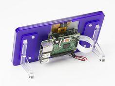 La fondation à l'origine du Raspberry Pi vient de lever le voile sur un écran tactile pensé pour le petit ordinateur.
