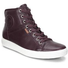 ad27a671da These Hi-Top Style Long-Lace Sneakers Are Skillfully Crafted In Premium…  Most