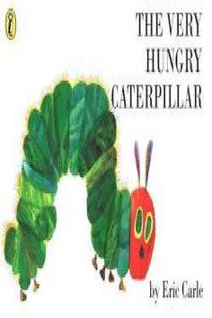 The Very Hungry Caterpillar book cover: Eric Carle, The Very Hungry Caterpillar, anniversary WIN a KINDLE Eric Carle, The Very Hungry Caterpillar Activities, Caterpillar Book, Best Children Books, Childrens Books, Young Children, Toddler Books, Chico Yoga, Yoga For Kids