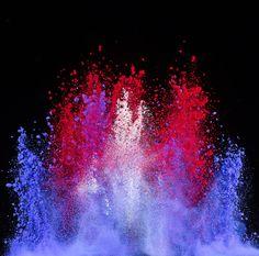 color powder explosion - Google Search