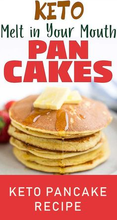 The Best Keto Pancakes recipe that has ever been made in our household! Made with just this keto pancake mix is so easy to whip together with almond flour. Sunday morning pancakes will become a normal here on out. Easy Chocolate Pie, Chocolate Cheesecake Recipes, Unbaked Cheesecake, Pudding Recipes, Sauce Recipes, Beef Recipes, Baked Chicken Wings, Oven Baked Chicken, Sopapilla Recipe