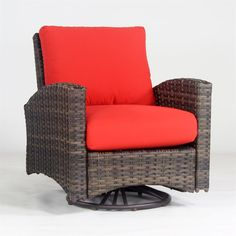 Shop South Sea Rattan & Wicker Furniture South Sea Rattan & Wicker Furniture 78405 Panama Swivel Glider at ATG Stores. Browse our outdoor lounge chairs, all with free shipping and best price guaranteed.