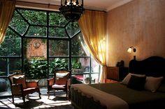 Mesón Panza Verde, a boutique hotel in Antigua Guatemala