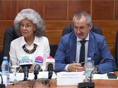Conferinta de presa la Consiliul Judetean Giurgiu 09 10 2015