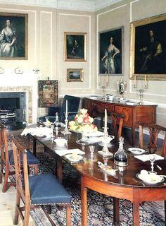 No.1 Royal Crescent Dining Room Museum Displays, Historic Homes, Room Set, Somerset, Georgian, Interior Ideas, Regency, Persona, Searching