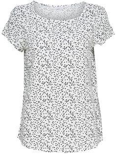 prikket t-shirt || jdy || juli '15