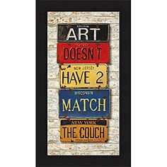 Greg Constantine 'Couch' Framed Print | Overstock.com Shopping - The Best Deals on Prints