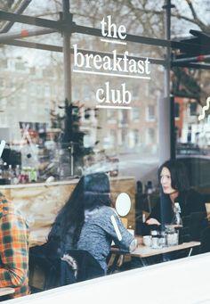 The Breakfast Club, Oud West, Amsterdam.