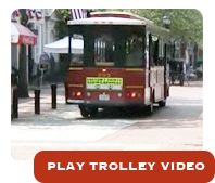 Salem Trolley: Tours of Salem, Massachusetts.-- $15 all day use.  They also do weekend night ghost story tours.
