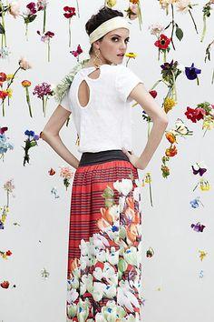 Spring!  Cute skirt! @kchiganze